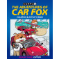 The Adventures of CAR FOX: Coloring & Activity Book
