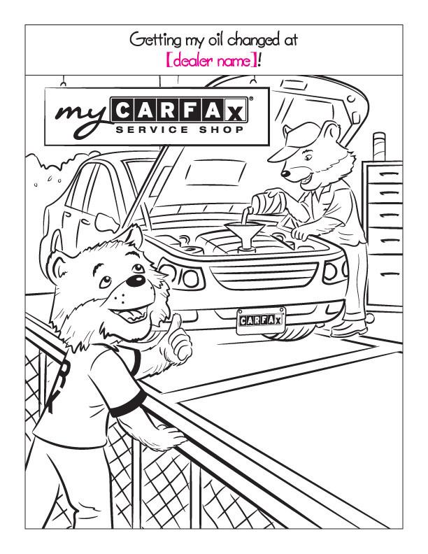 The Adventures Of Car Fox